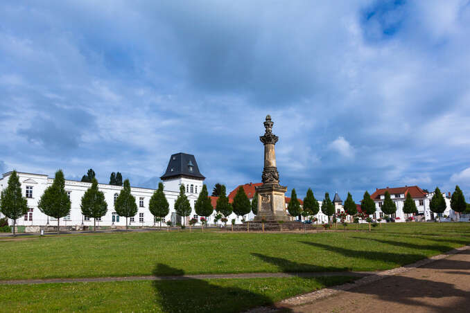 Park von Putbus